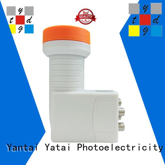 Yatai high quality quattro lnb on sale for indoor