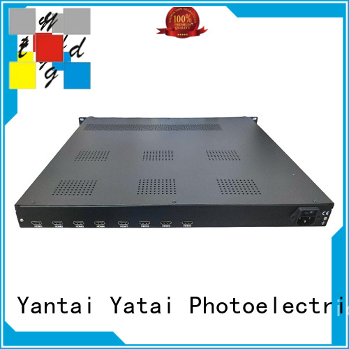 Yatai digital modulator at discount for digital TV broadcasting