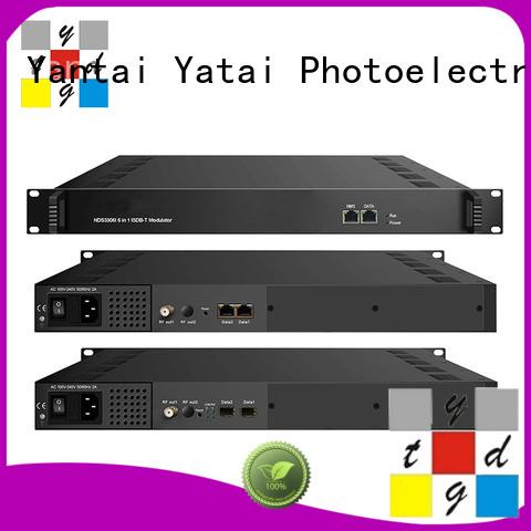 Yatai high quality digital modulator wholesale for cable TV digital head-end