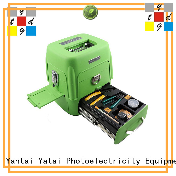Yatai fusion splicer manufacturer for outdoor