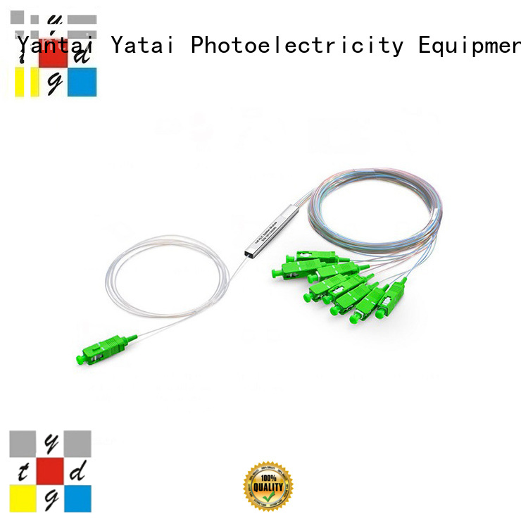 Yatai popular fiber splitter factory price for outdoor