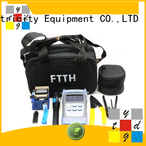 fiber optic tool kit with good price for worker Yatai