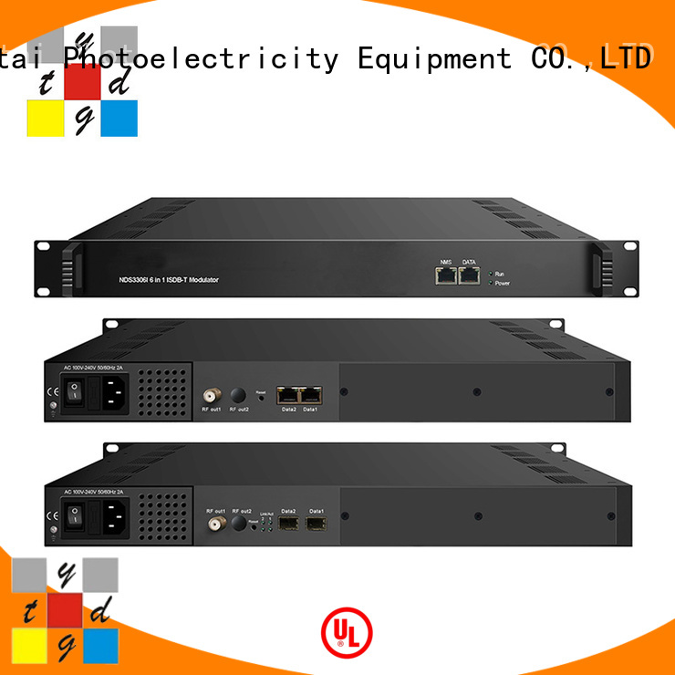 Yatai stable hdmi modulator supplier for cable TV digital head-end