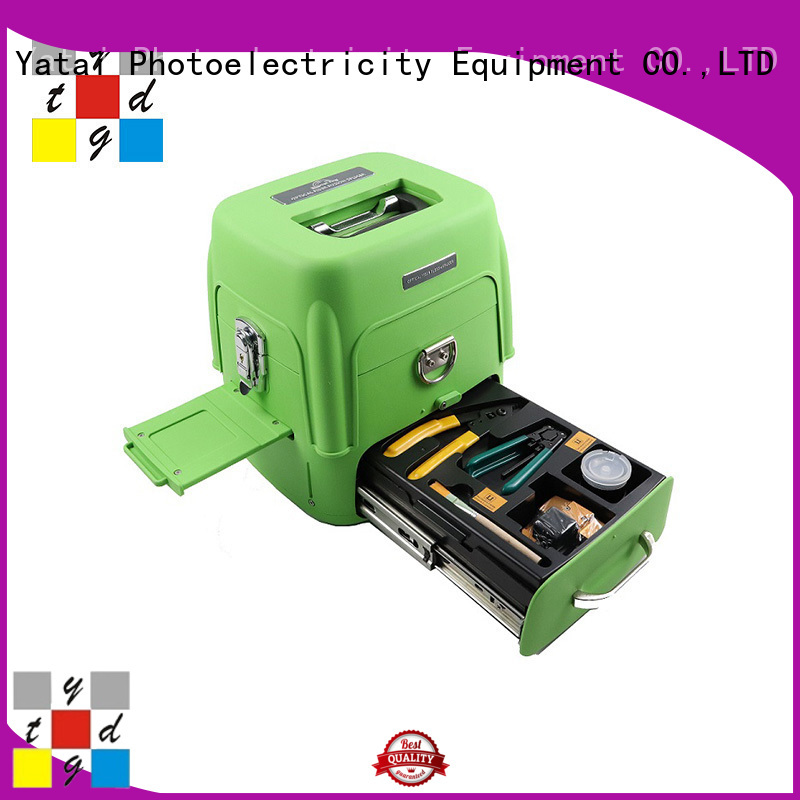 Yatai automatic fusion splicer factory price for workshop
