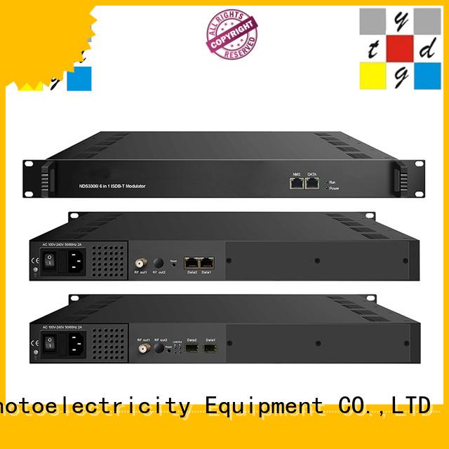 Yatai digital modulator online for cable TV digital head-end