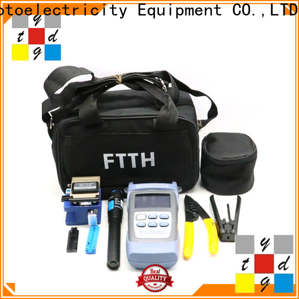 Yatai fast fiber optic kit with good price for outdoor