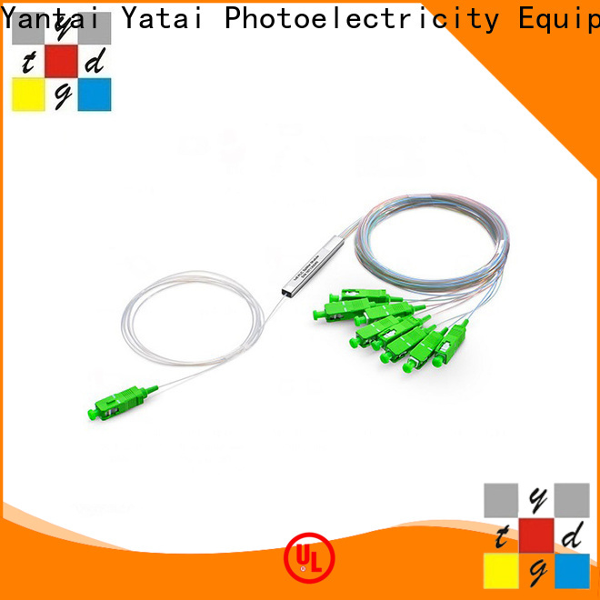 Yatai efficient optical cable splitter wholesale for home