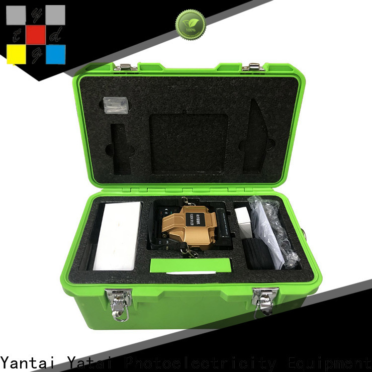 Yatai automatic fusion splicing manufacturer for outdoor