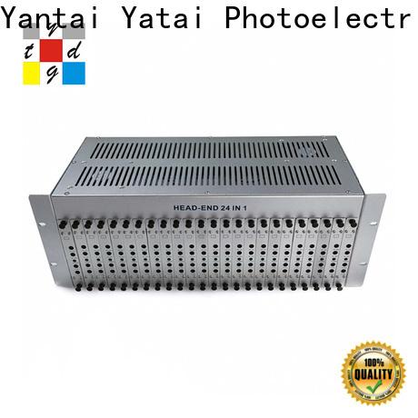 Yatai hd modulator manufacturer for company