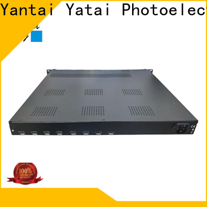 Yatai qpsk modulator supplier for cable TV digital head-end