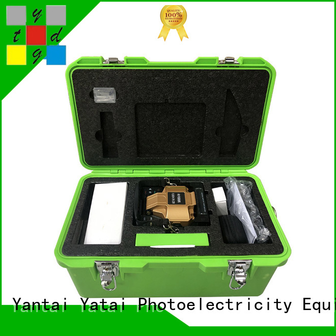 Yatai convenient fusion splicer factory price for outdoor
